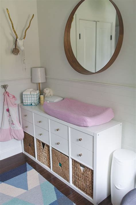 Changing Table Necessary 28 Ikea Kallax Shelf D 233 Cor Ideas And Hacks You Ll Like Digsdigs