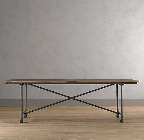 Dining Tables Restoration Hardware Restoration Hardware Trestle Table Tables