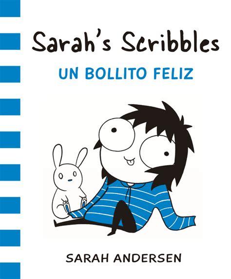 libro official sarahs scribbles 2018 sarah s scribbles 2 un bollito feliz andersen sarah libro en papel 9788416670307