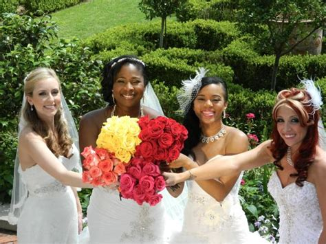 wedding shows on tlc tlc s four weddings episode recap june 13th bridal list