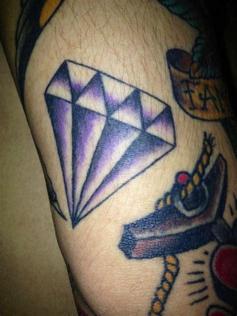 tattoo diamond old school old skool diamond tattoo