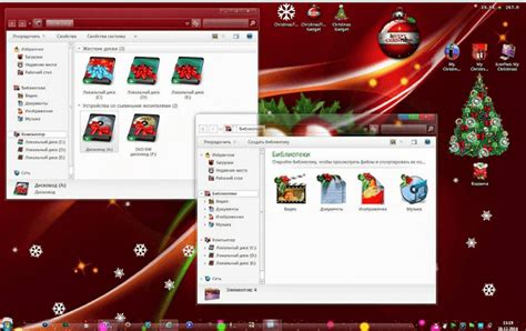themes windows 10 christmas top 6 christmas themes for windows 10
