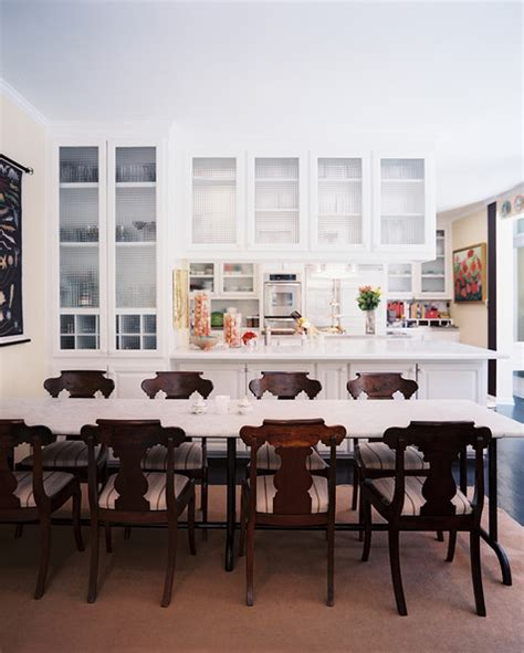 furniture dining room sleek glass dining table and black glass kitchen cabinets photos design ideas remodel and