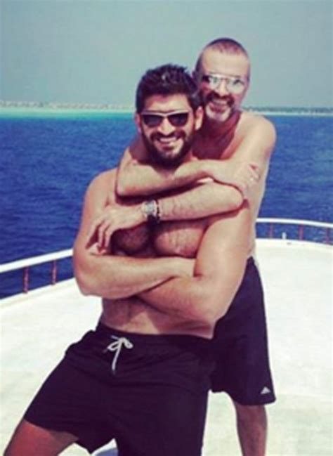 george michael s ex fadi fawaz to be kicked out of star s george michael s ex fadi fawaz in new family battle