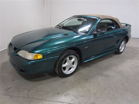 car owners manuals for sale 1996 ford mustang transmission control purchase used 1996 mustang gt convertible leather 5 spd manual brand new tires rwd 80 pics in