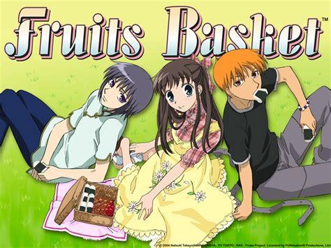 fruit basket anime solamente anime fruit basket
