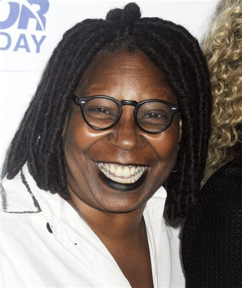 Whoopi Goldberg Hairstyle by Dlisted Be Afraid Page 1