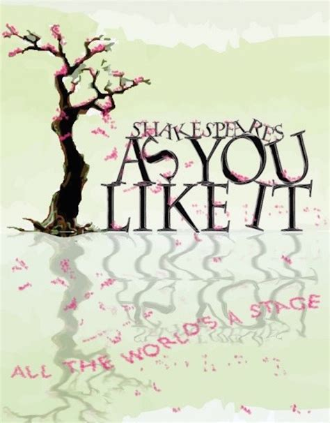 it s shakespeare just as you like it dorothy clive