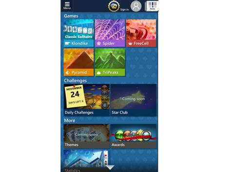 themes for microsoft solitaire collection microsoft solitaire collection now available for ios and