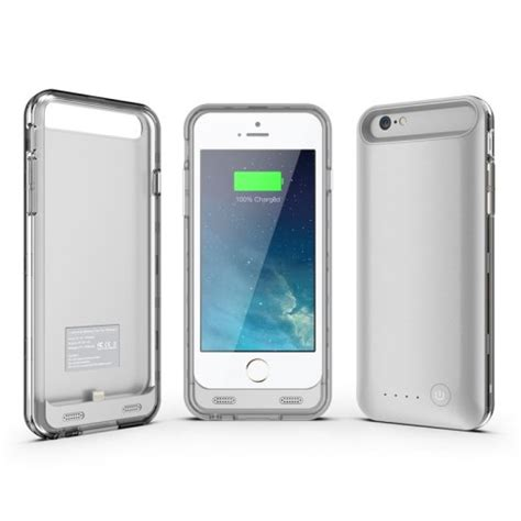 Bumper Powercase Iphone 7 Power mfi certifierad ifans power till iphone 6 6s