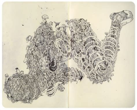 sketch book cool sketchbook drawings by jean colossal