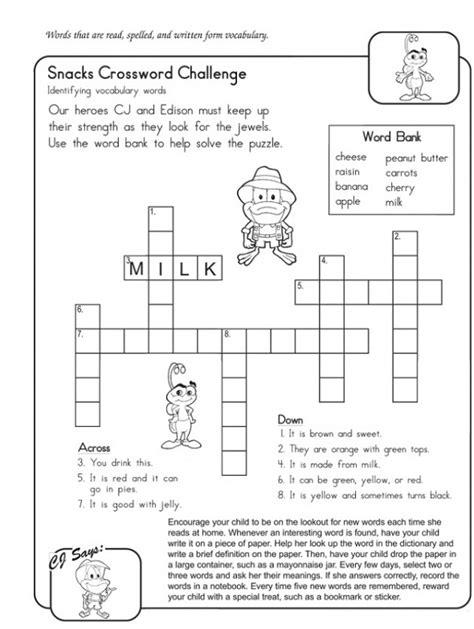 super easy printable crossword puzzles super easy crossword puzzles activity shelter