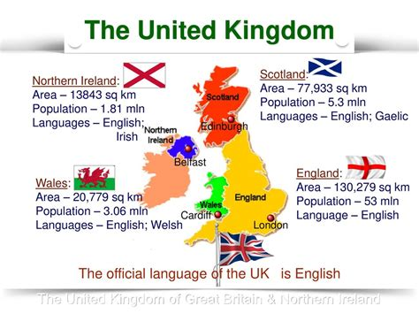 language uk the formation of the united kingdom of great britain