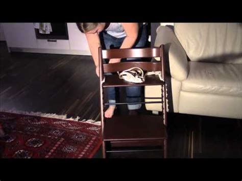 installation du babyset stokke tripp trapp