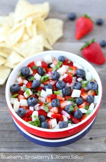 4th of july appetizers tasty bits pinterest
