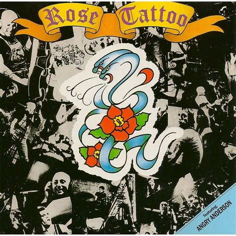 rock n roll outlaw by rose tattoo cd with pycvinyl ref