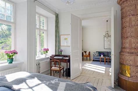 Simple but very cozy apartment interior design