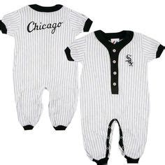 White Sleeper Baby by White Sox Baby On Chicago White Sox Infants