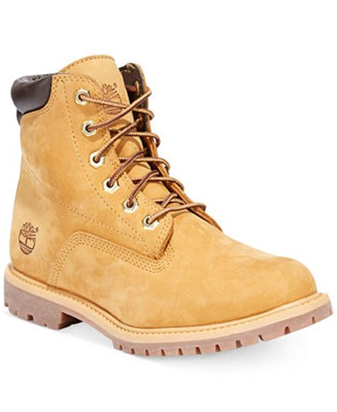 timberland s waterville boots only at macy s