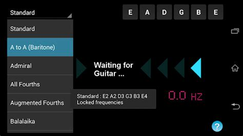 tuner gstrings free apk app free guitar tuner apk for kindle