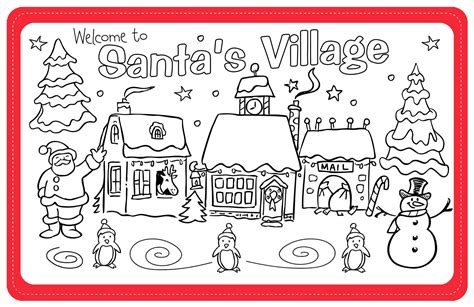 free coloring pages of santa boot