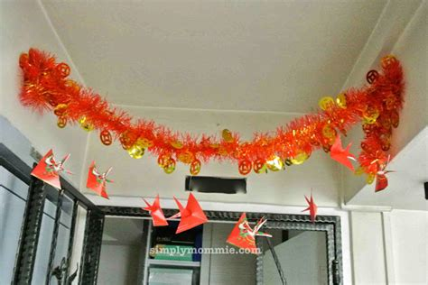 new year decoration fish new year decorations and activities simply mommie