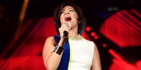 Tessanne Chin Nude - tessanne chin wears colour blocked jumpsuit during