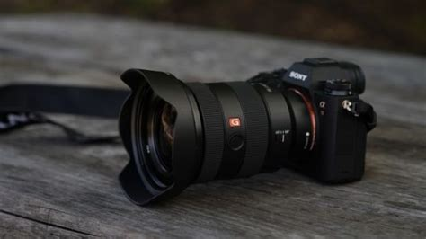Sony Fe 16 35mm F 2 8 Gm sony fe 16 35mm f 2 8 gm lens announced priced 2 198