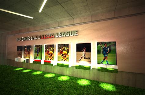 indonesian interior design bandung indonesian football museum bandung final project on
