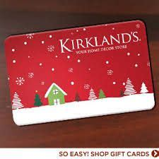 Kirklands Gift Card - 1000 images about mom s christmas list 2015 on pinterest james avery ice makers