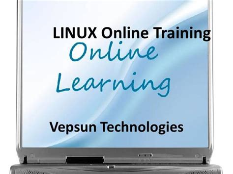 linux tutorial ppt linux online training authorstream