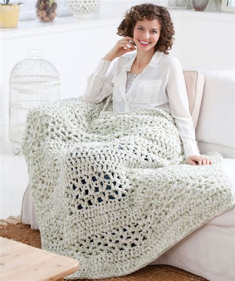crochet pattern quick afghan ridiculously quick and easy crochet afghan