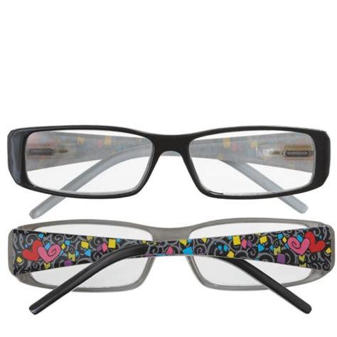 suzy toronto confetti reading glasses 2 50 strength