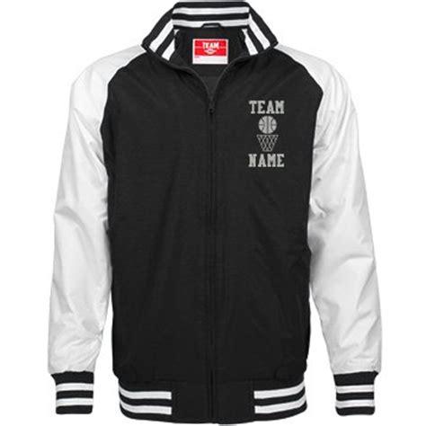 design basketball jacket personalized basketball coach unisex team jacket bluerose