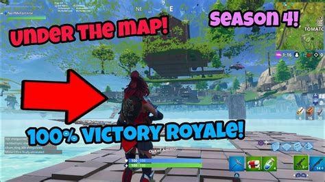 fortnite glitches season   victory