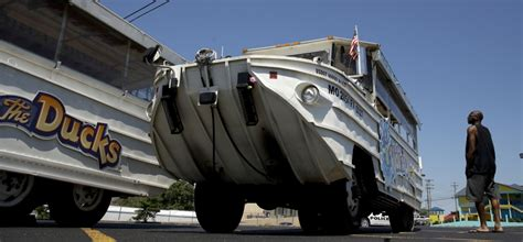 duck boat tours parking inspector warned duck boat company of design flaws nearly