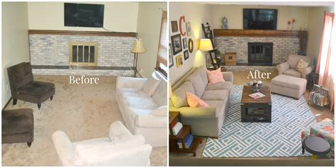 family room makeover a family room makeover with a diy coffee table gallery