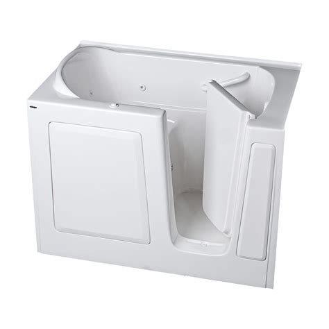 Whirlpool Tub Sizes American Standard Gelcoat Standard Series 51 In X 31 In