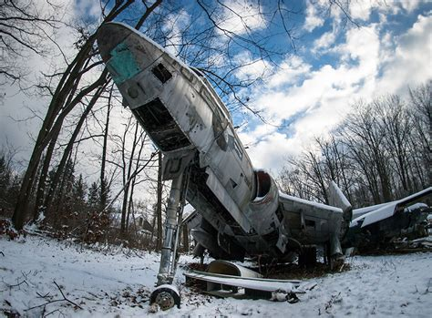 boat junk yard philadelphia this secret warplane graveyard has a great american story