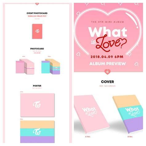 twice what is love album 2019 年の twice 5th mini album quot what is love quot twice