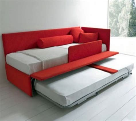 double chair bed sofa double sofa beds for home interiors realcohomes