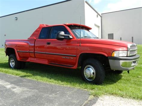 automobile air conditioning repair 1996 dodge ram 3500 navigation system purchase used 1996 dodge 3500 slt 4x4 pick up truck dually nice hauler 64k miles in waukesha