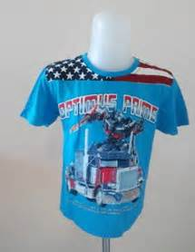 Kaos Transformers 22 category baju anak cowok mybigbabies