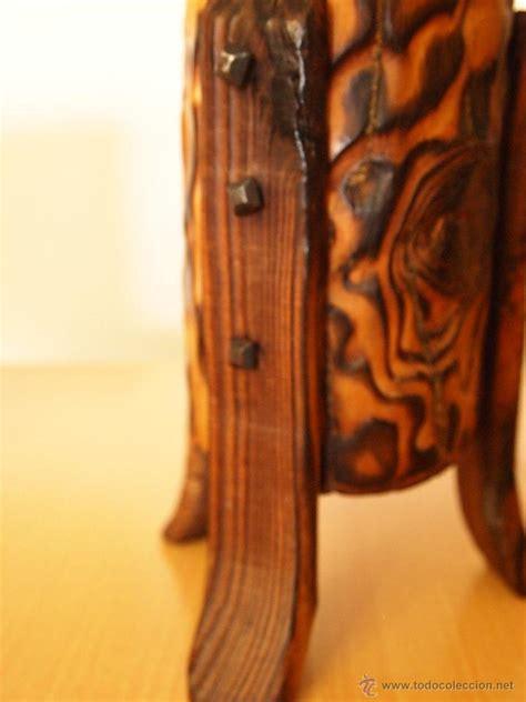 floreros en madera florero jarron tronco de madera rustico a 241 os comprar