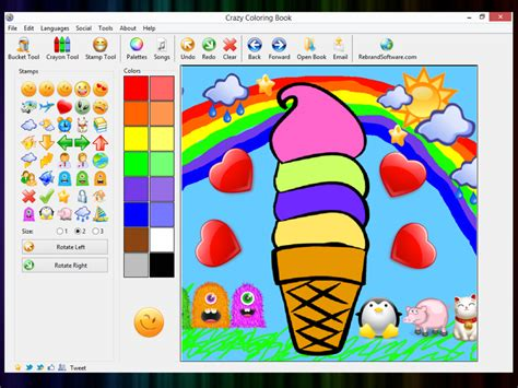 coloring book software kea coloring book free 5 software for