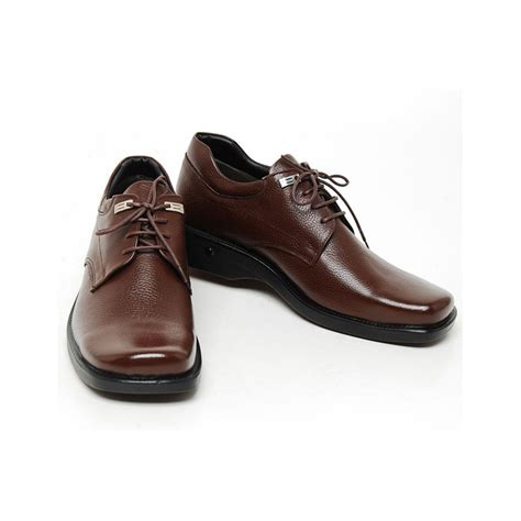 big dress shoes mens real cow leather lace up oxfords comfort wedge