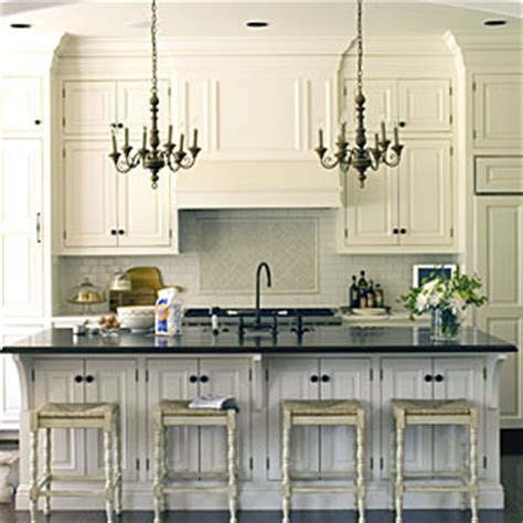 southern living kitchen designs cabinets islands southern living