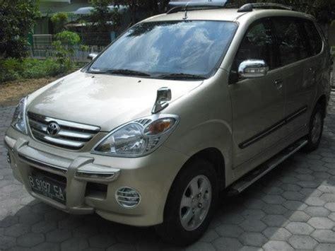 Lu Depan Avanza 2009 pasang iklan mobil bekas toyota toyota avanza type g 2005