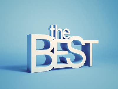 the best the best all things next