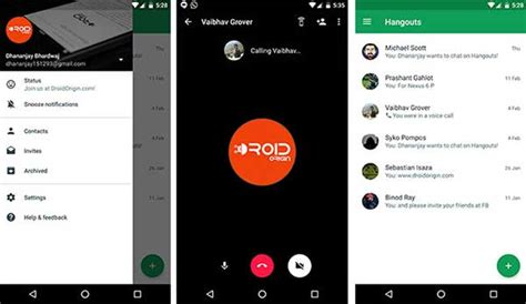 facetime on android 5 great alternatives to facetime on android thecustomdroid